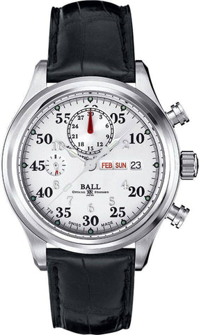 Ball Watch Company Trainmaster Racer Chronograph