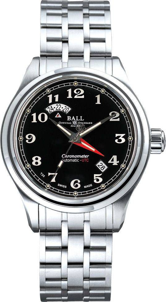 Ball Watch Company Cleveland Express Dual Time