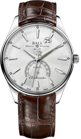 Ball Watch Company Trainmaster Kelvin Celcius