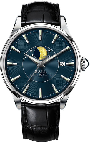 Ball Watch Company Trainmaster Moon Phase