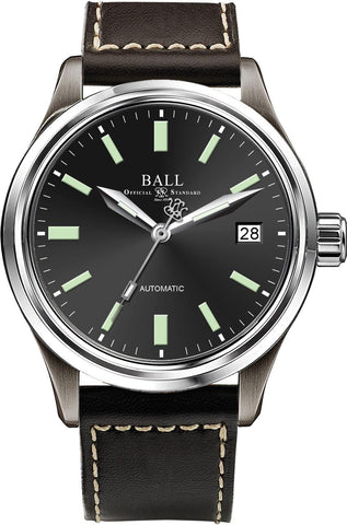 Ball Watch Company Trainmaster Titanium