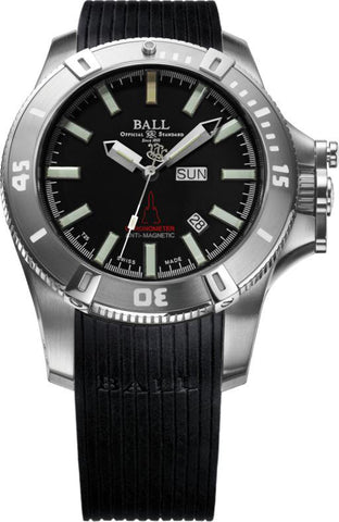 Ball Watch Company Engineer Hydrocarbon Silver Fox Limited Edition