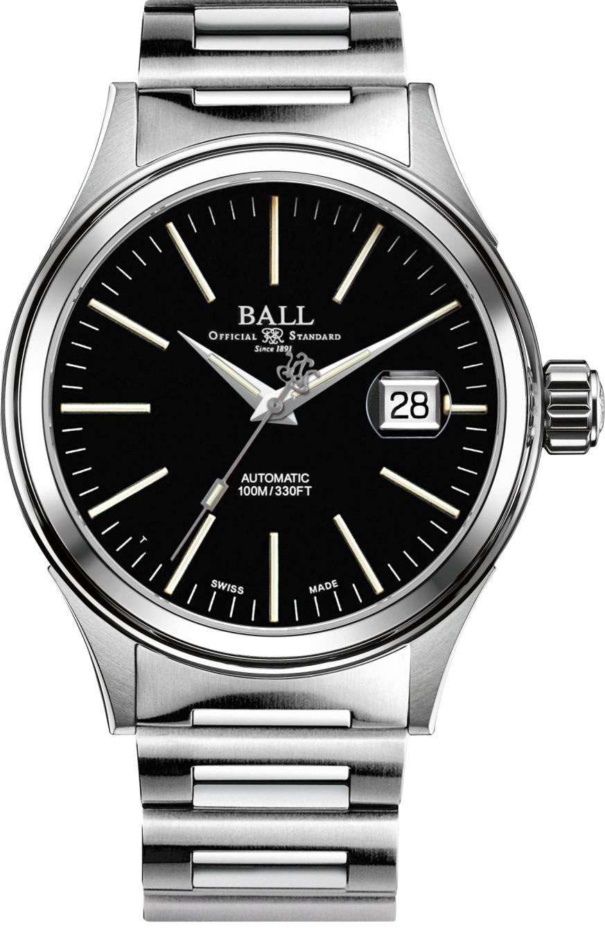 Ball watch company fireman enterprise nm2188c s5 bk watch for Ball watches