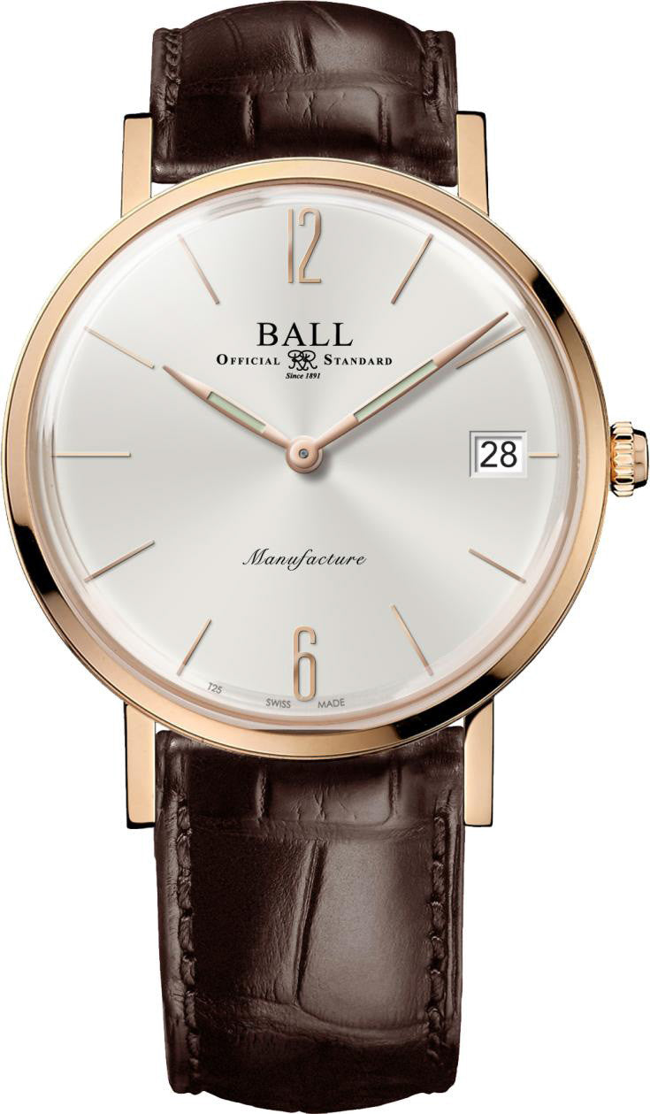 Ball Watch Company Trainmaster Manufacture Limited Edition
