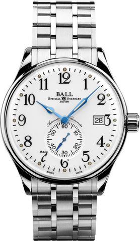 Ball Watch Company Trainmaster Standard Time