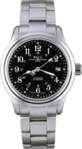 Ball Watch Company 60 Seconds Black D