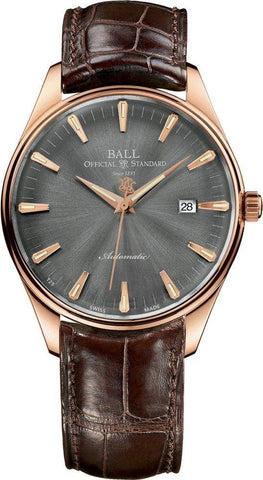 Ball Watch Company Trainmaster One Hundred Twenty Limited Edition D