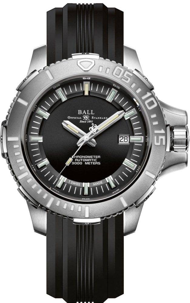 Ball Watch Company Engineer Hydrocarbon Deepquest