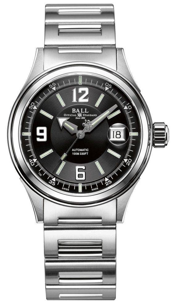 Ball Watch Company Fireman Racer D