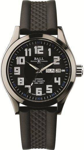 Ball Watch Company DLC Blue