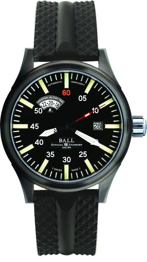 Ball Watch Company Fireman Night Train D