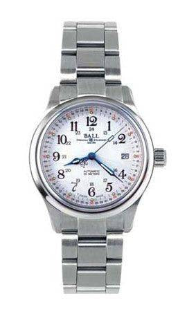 Ball Watch Company 60 Seconds White D