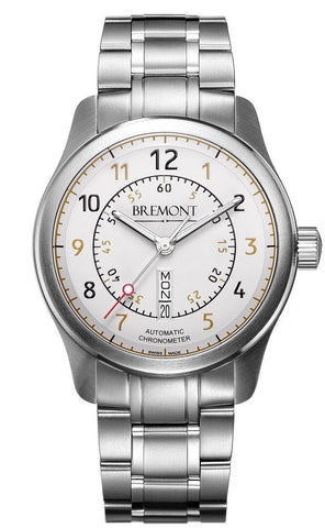 Bremont Watch BC-S1/WH/07/B  D
