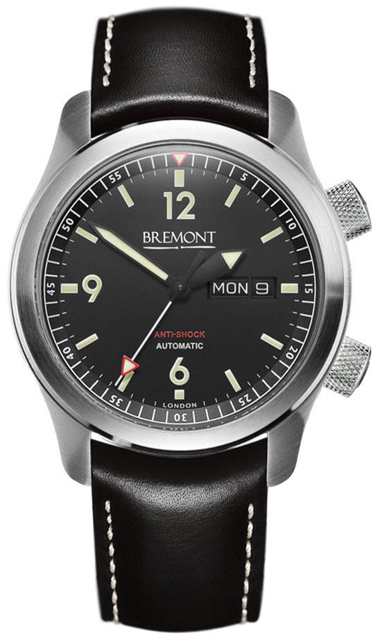 Bremont Watch U2 Steel