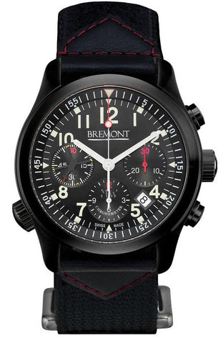 Bremont Watch Michael Wong MW Heli Chrono Limited Edition D
