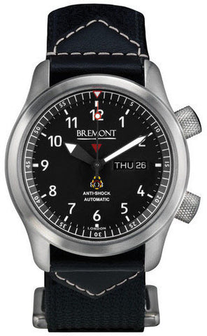 Bremont Watch Martin Baker MBII Anthracite With Deployment Clasp D