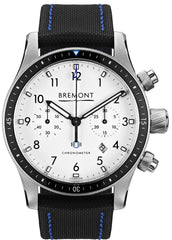 Bremont Watch Boeing Model 247 Chrono White