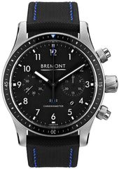 Bremont Watch Boeing Model 247 Chrono Black
