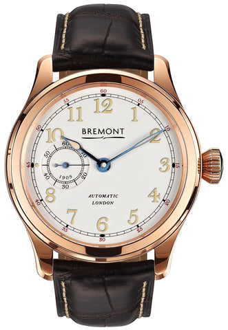 Bremont Watch Wright Flyer Rose Gold Limited Edition