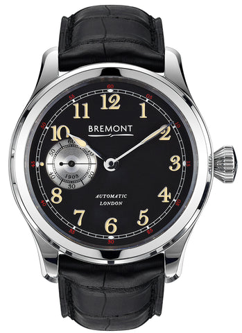 Bremont Watch Wright Flyer Stainless Steel Limited Edition
