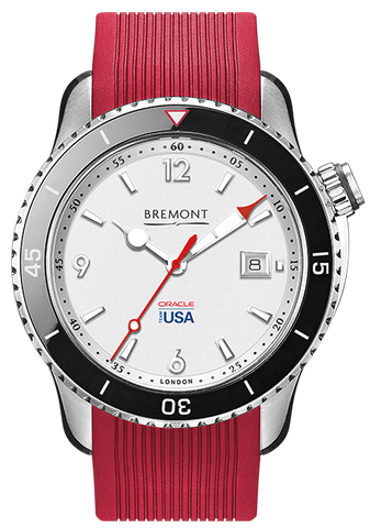 Bremont Watch Oracle Team USA Special Edition