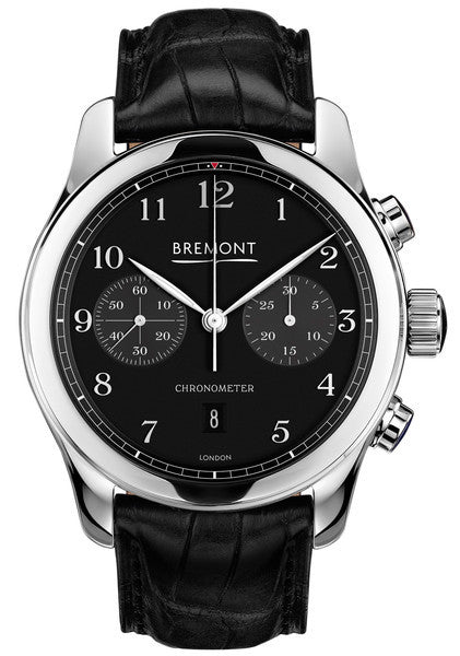 Bremont Watch ALT1-C Black Polished