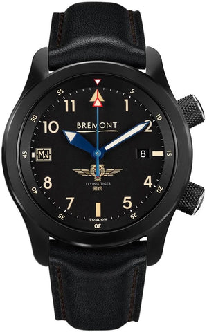 Bremont Watch MWII Flying Tiger Blue