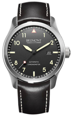 Bremont Watch Solo 43 Cream Numerals