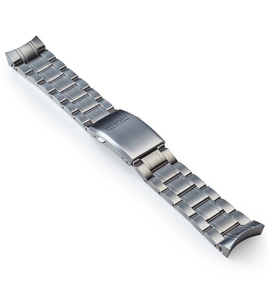 Bremont Bracelet Stainless Steel For Solo 37