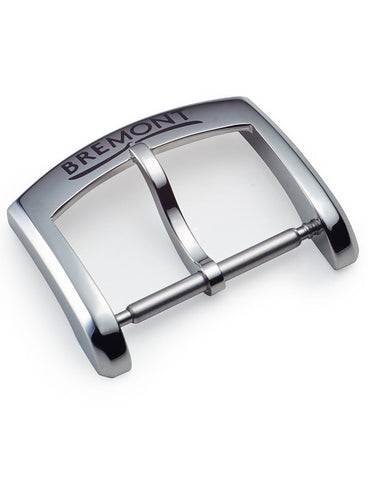 Bremont Pin Buckle Polished Stainless Steel