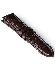 Bremont Alligator Strap Brown 22mm Regular