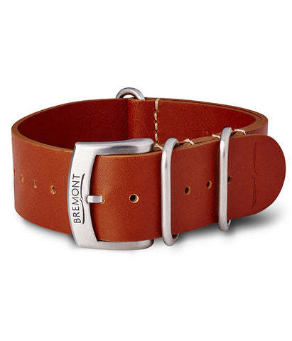 Bremont Nato Strap Hambleden Brown 22mm Regular