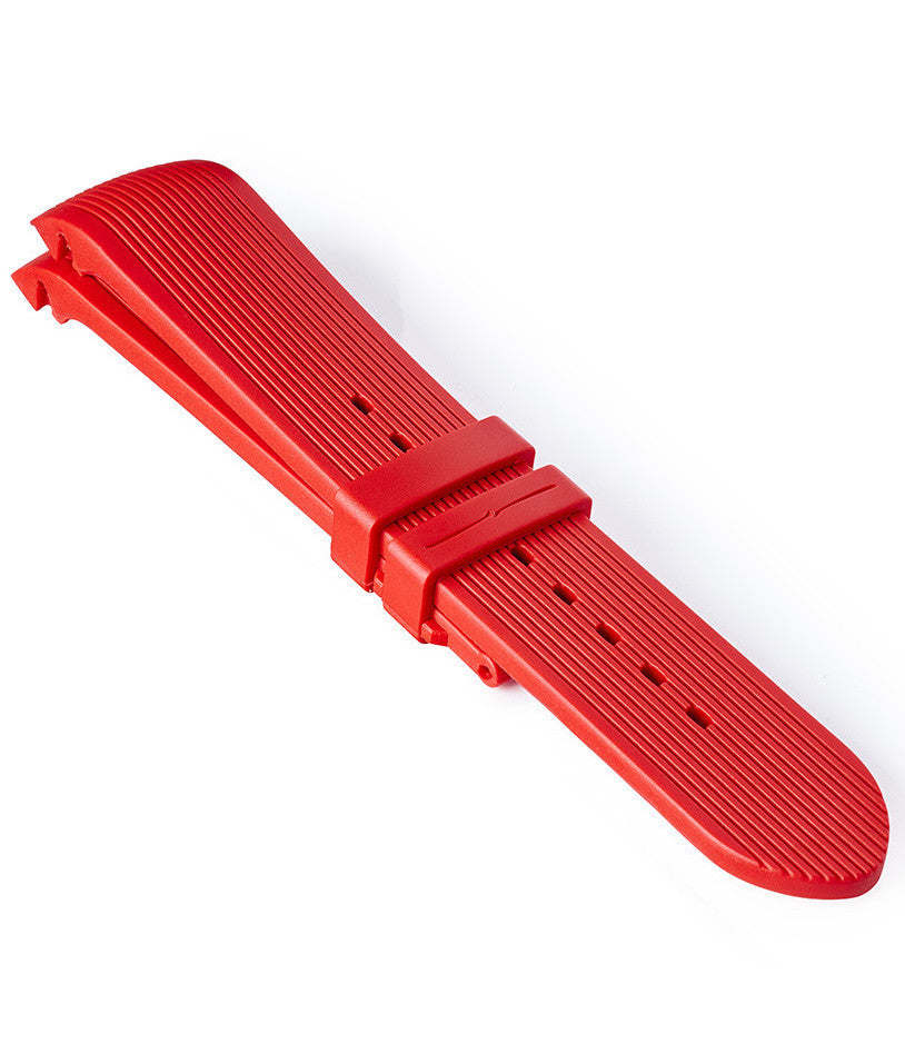 Bremont Rubber Strap Integrated Red 22mm Regular