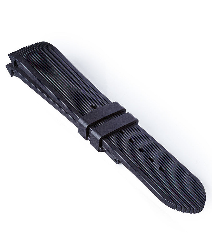 Bremont Rubber Strap Integrated Black 22mm Regular