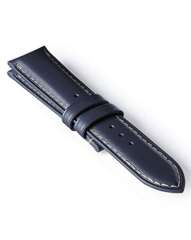 Bremont Leather Strap Grey-White 22mm Regular