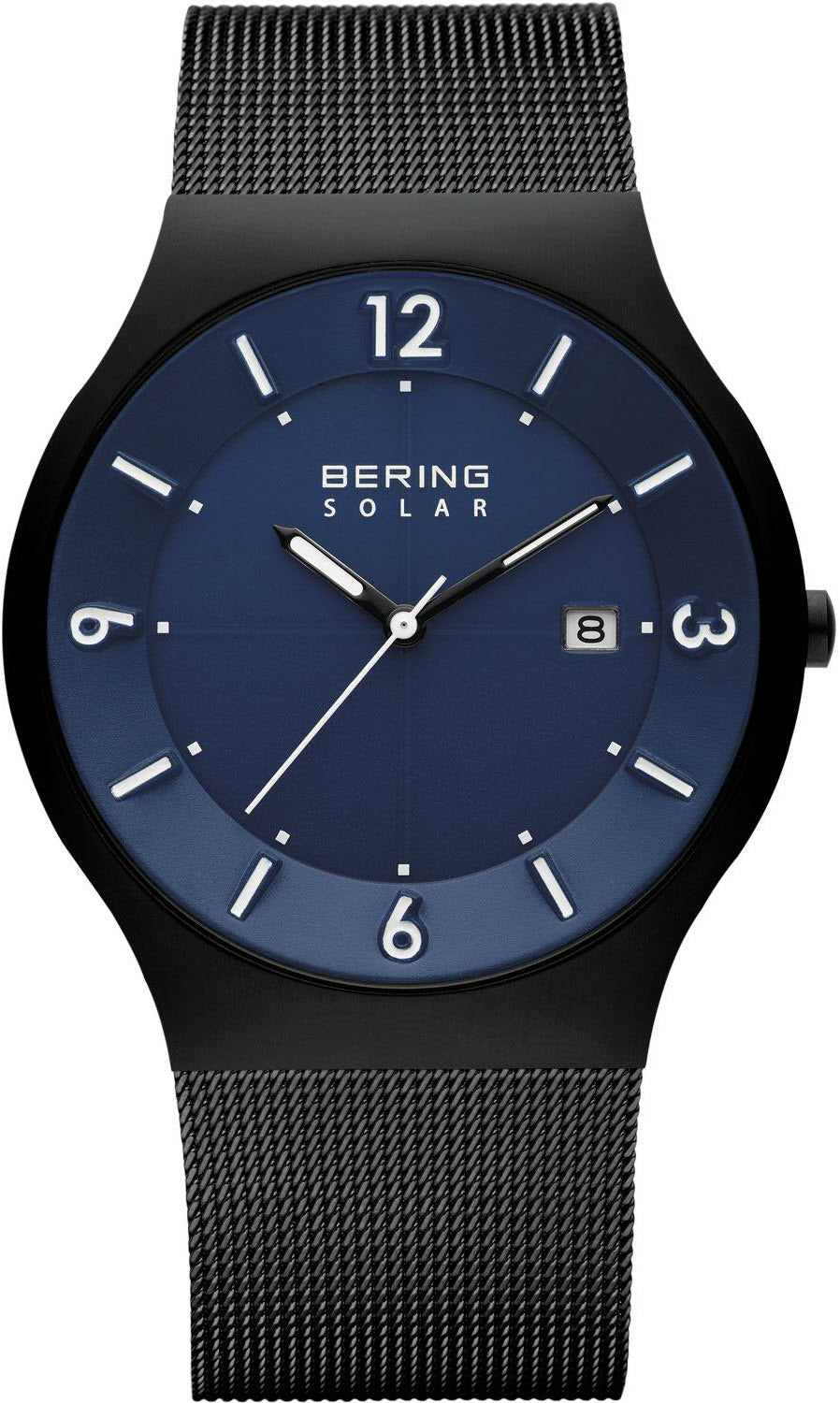 Bering Watch Solar Mens