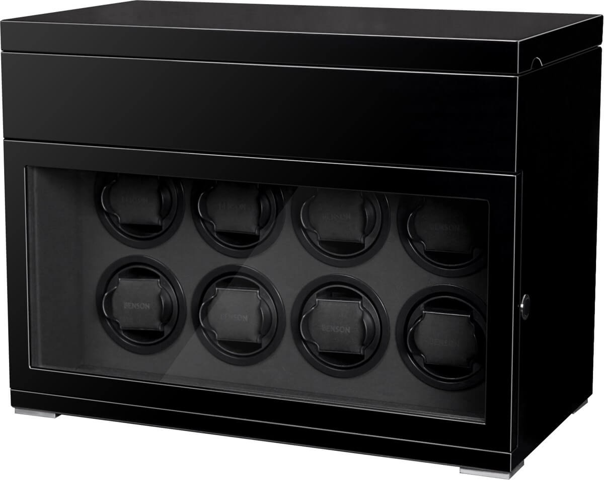 Benson Watch Winder Black Series 8.16.B Black
