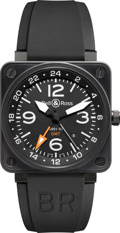 Bell & Ross Watch BR 01 93 GMT