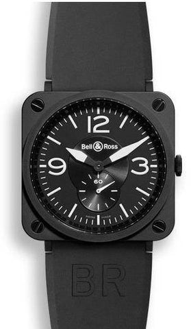 Bell & Ross BRS Mat Black