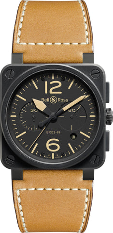 Bell & Ross Watch BR 03 94 Heritage