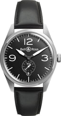 Bell & Ross Watch Vintage BR 123 Black