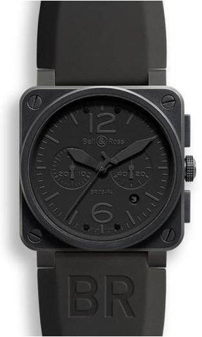 Bell & Ross Watch BR 03 94 Phantom Chronograph