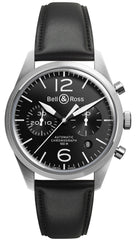 Bell & Ross Watch Vintage BR 126 Black