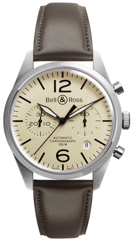 Bell & Ross Watch Vintage BR 126 Beige