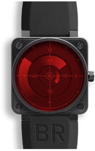 Bell & Ross BR 01 92 Red Radar D