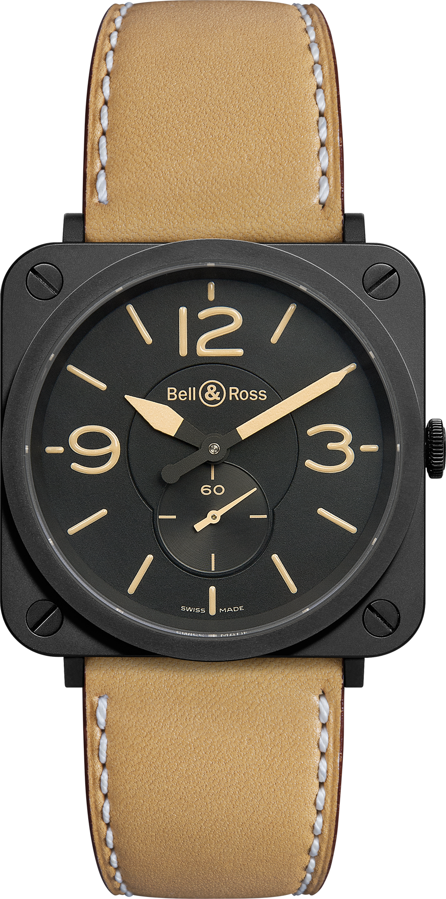 Bell & Ross Watch BRS Heritage