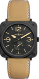 Bell & Ross BRS Heritage BRS-HERITAGE/SCA