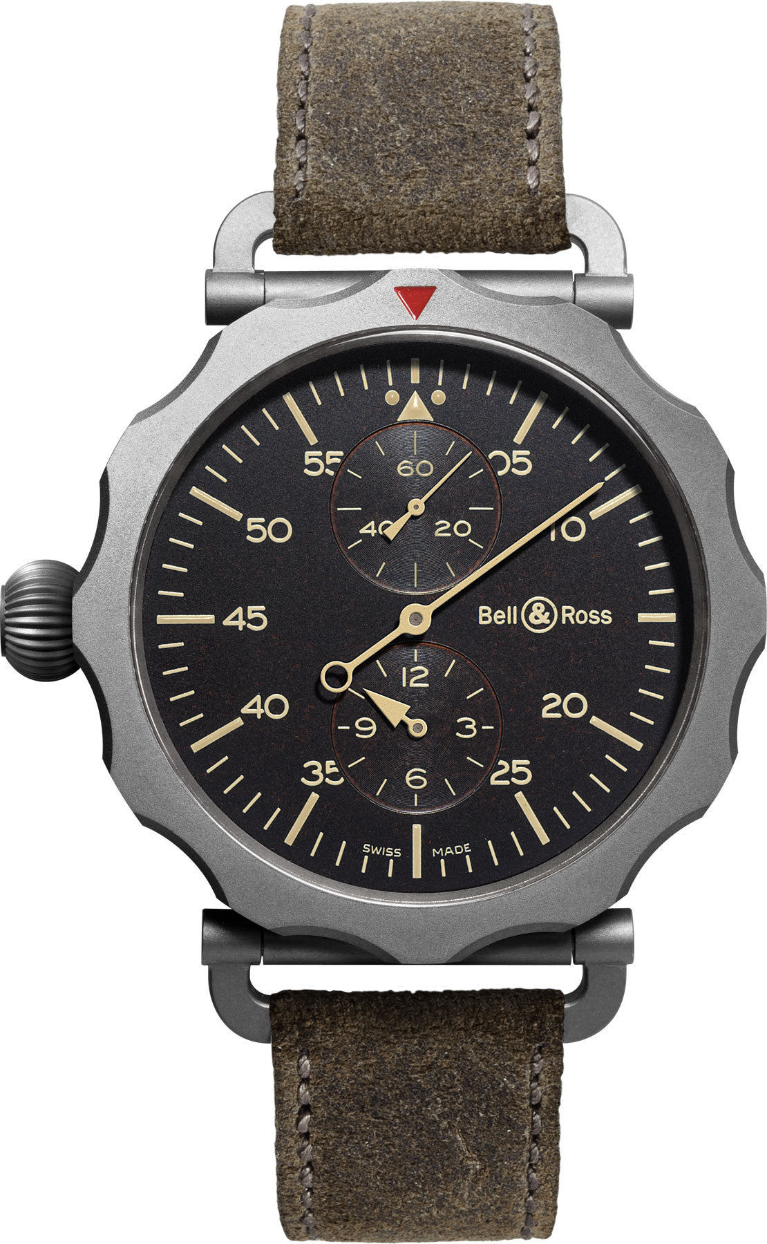 Bell & Ross Watch WW2 Vintage Regulateur