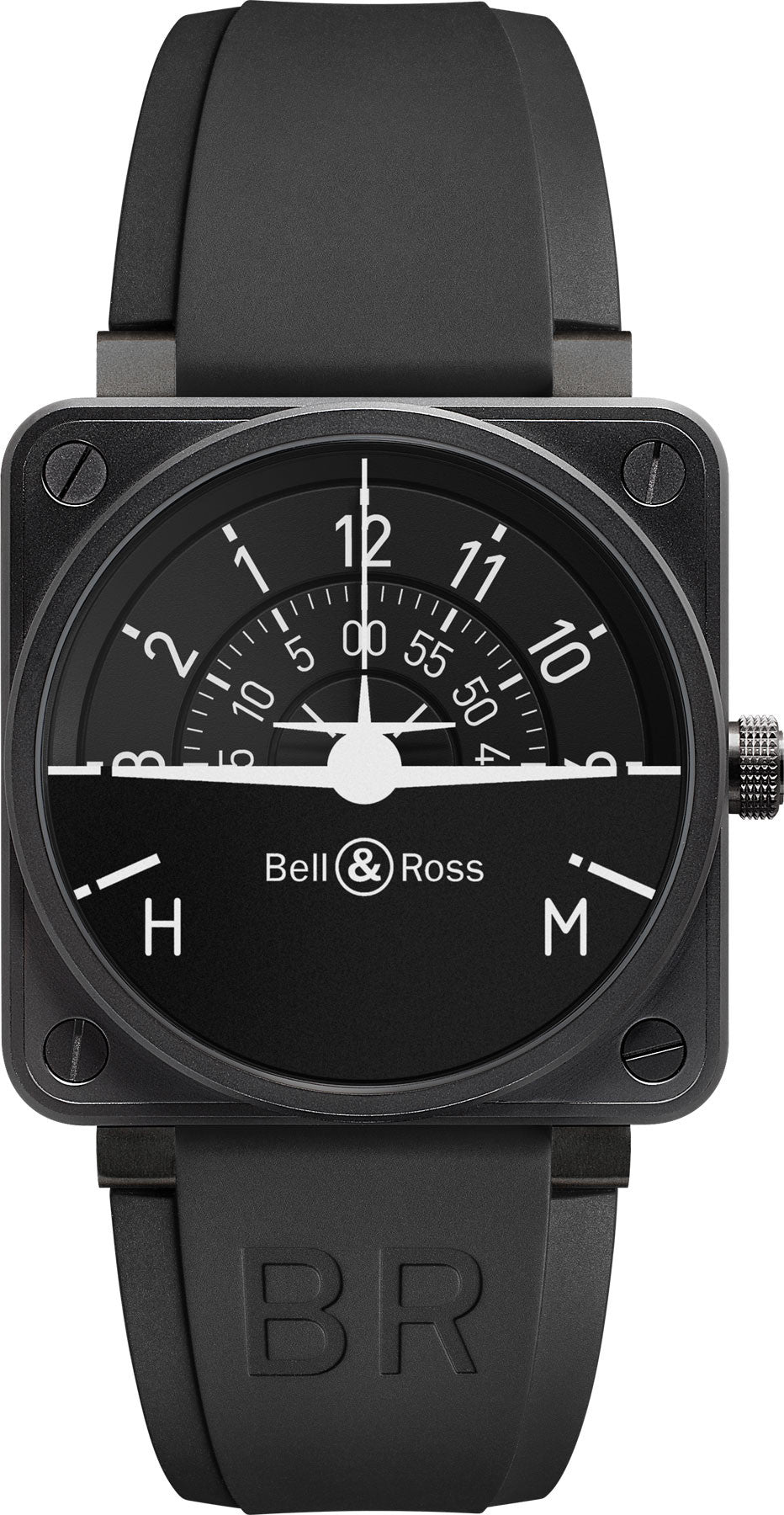 Bell & Ross Watch BR 01 92 Turn Coordinator Limited Edition