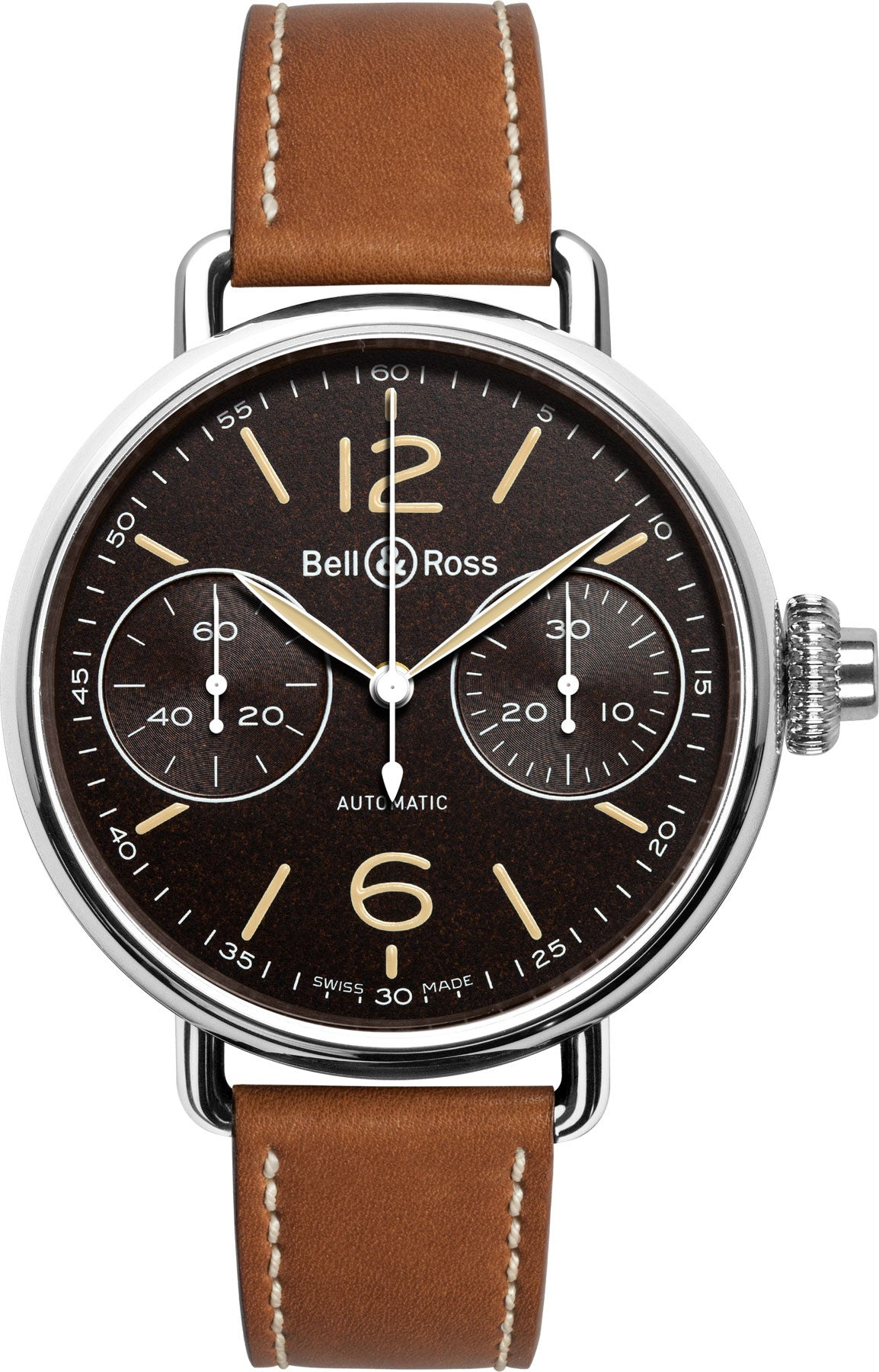 Bell & Ross Watch WW1 Monopossoir Heritage